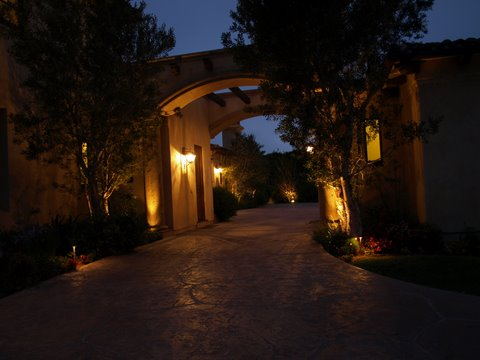 Exterior Lighting Oak Park Modern Outdoor  Lighting
